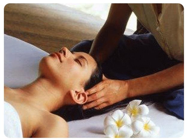 Тибетский массаж лица и головы